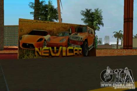 Motorshow for GTA Vice City sixth screenshot