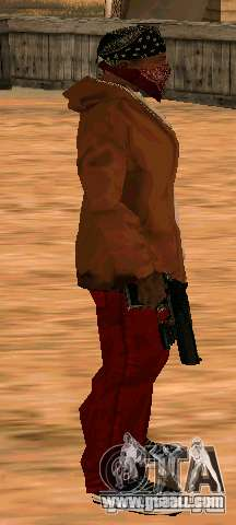 MW2 Deagle for GTA San Andreas