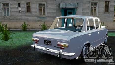 Vaz-2101 Stock for GTA 4 back left view