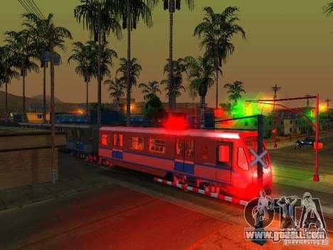 New Train Signal for GTA San Andreas sixth screenshot