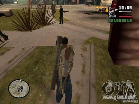 New sight for GTA San Andreas