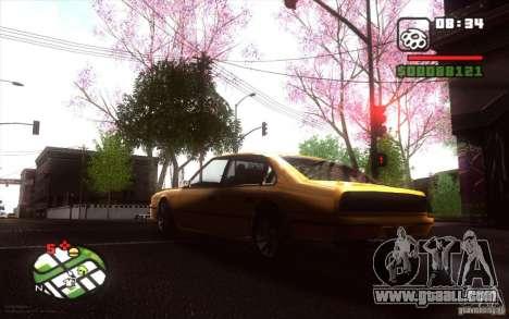 Spring Season for GTA San Andreas sixth screenshot