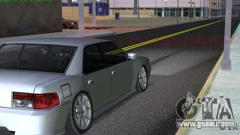 New Xenon headlights for GTA San Andreas third screenshot