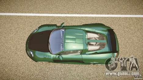Porsche Carrera GT for GTA 4 right view