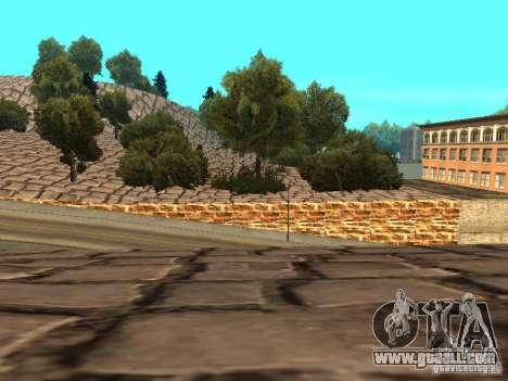 Stone Mountain for GTA San Andreas ninth screenshot