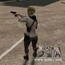 Sherry Birkin for GTA San Andreas