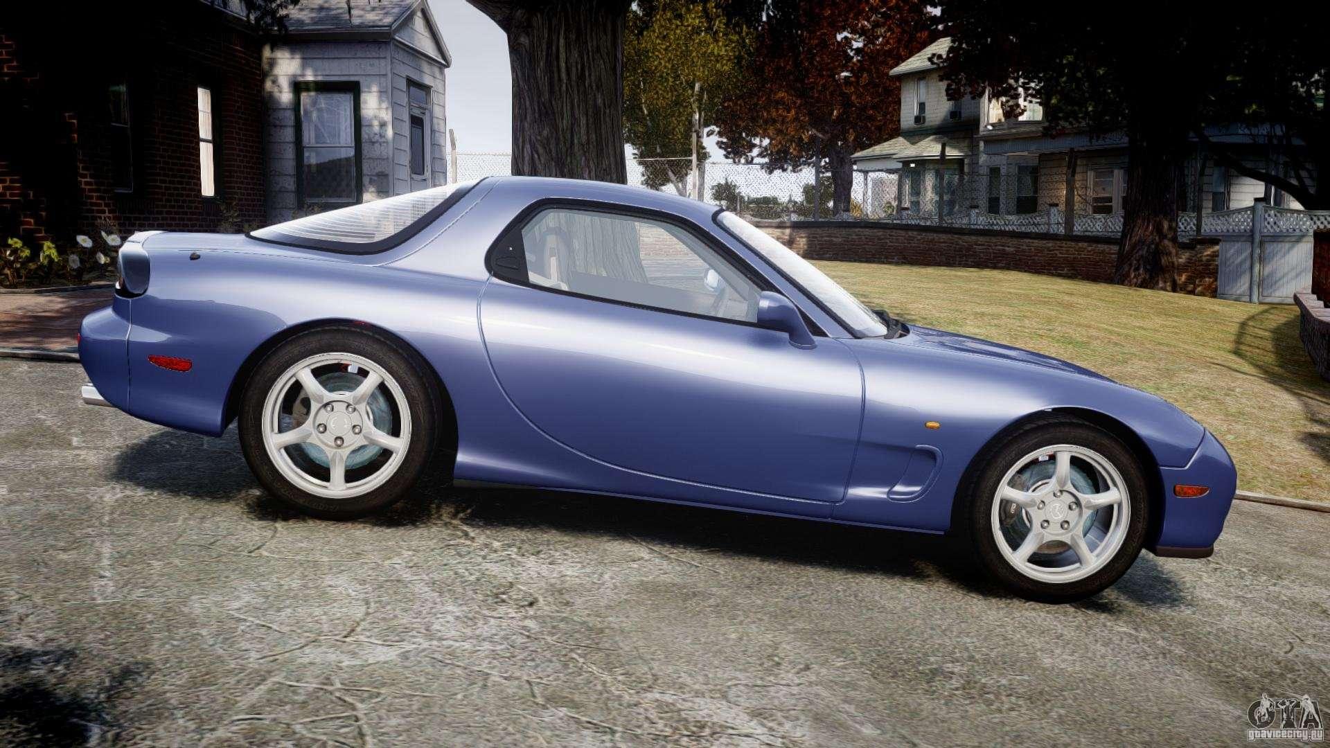 Mazda Rx 7 1997 V1 0 Epm For Gta 4