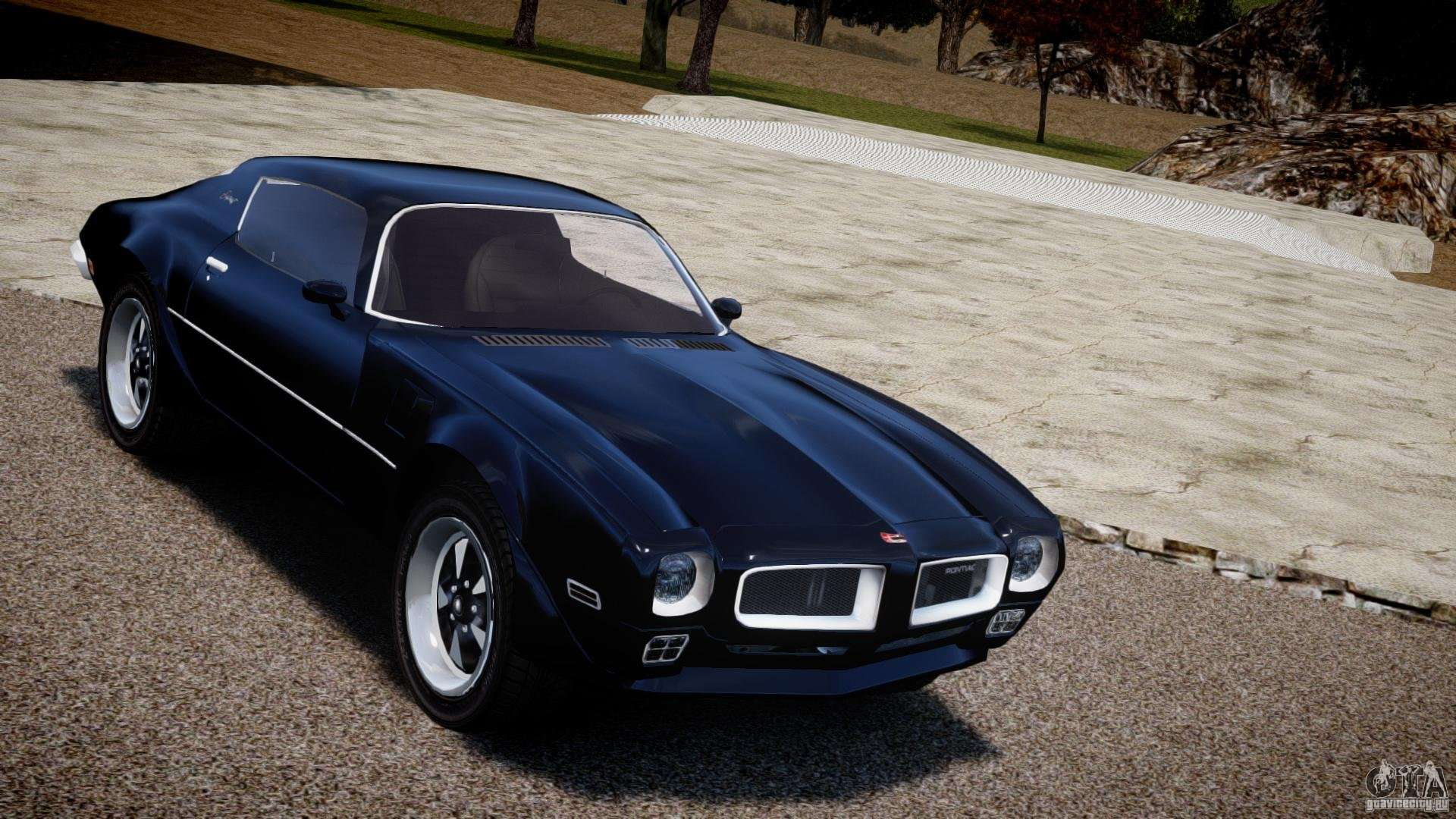 pontiac firebird esprit 1971 for gta 4. Black Bedroom Furniture Sets. Home Design Ideas