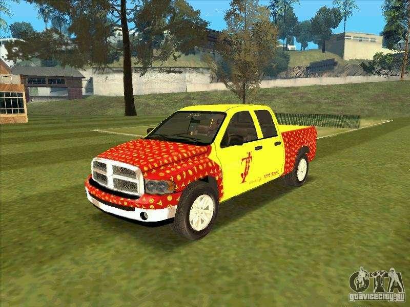 Tej Dodge Ram 2 Fast 2 Furious For Gta San Andreas