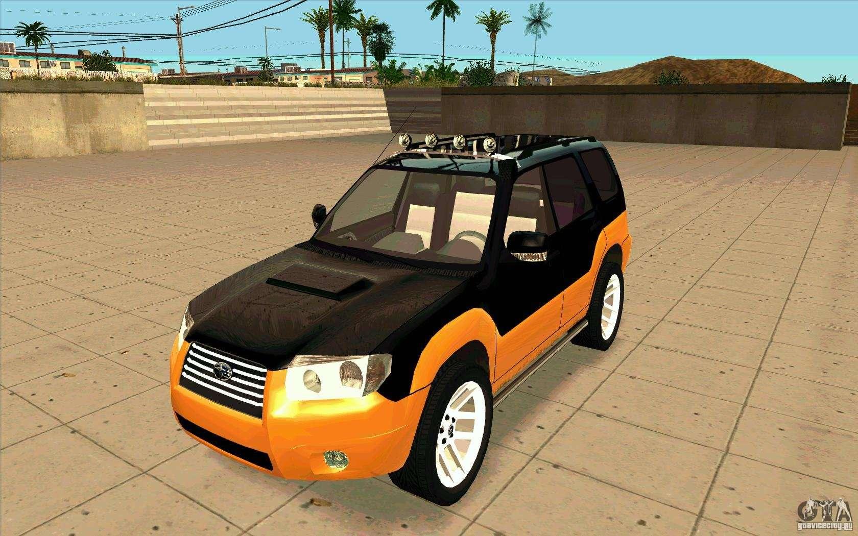 Subaru forester cross sport 2005 for gta san andreas vanachro Choice Image