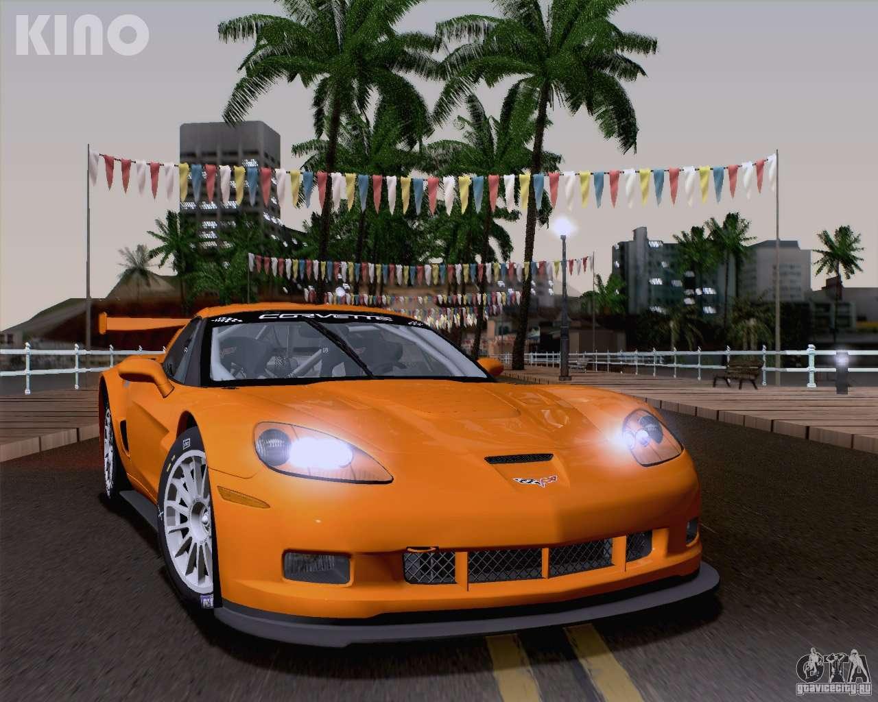 Chevrolet Corvette C6 Z06r Gt3 V1 0 1 For Gta San Andreas