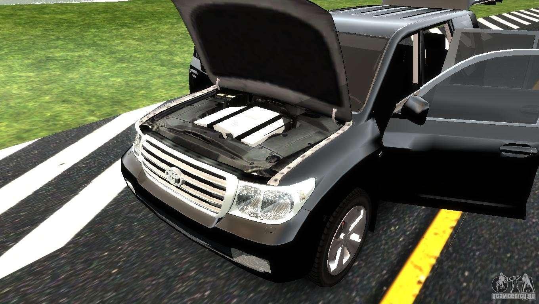 toyota land cruiser 200 restale for gta 4. Black Bedroom Furniture Sets. Home Design Ideas