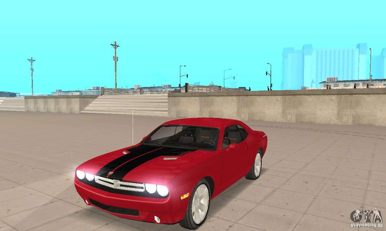 dodge challenger 2007 for gta san andreas. Cars Review. Best American Auto & Cars Review