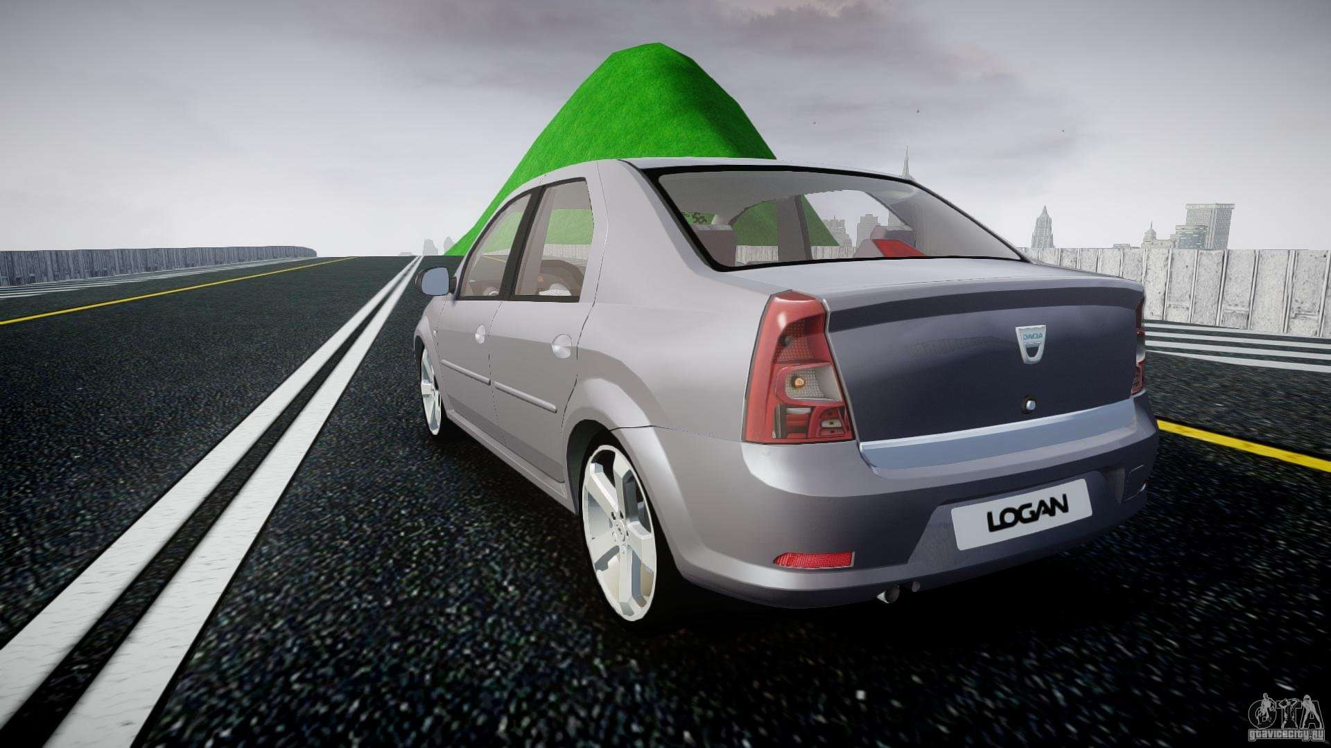 Renault Logan For Gta 4