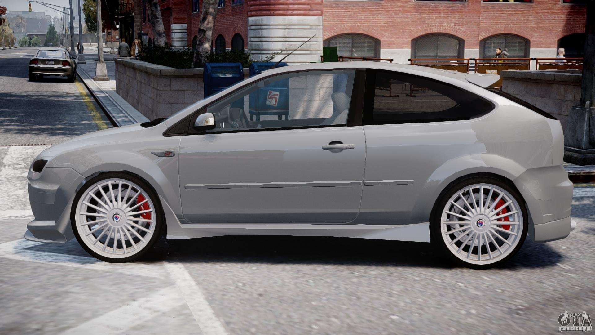 ford focus st x tuning for gta 4. Black Bedroom Furniture Sets. Home Design Ideas