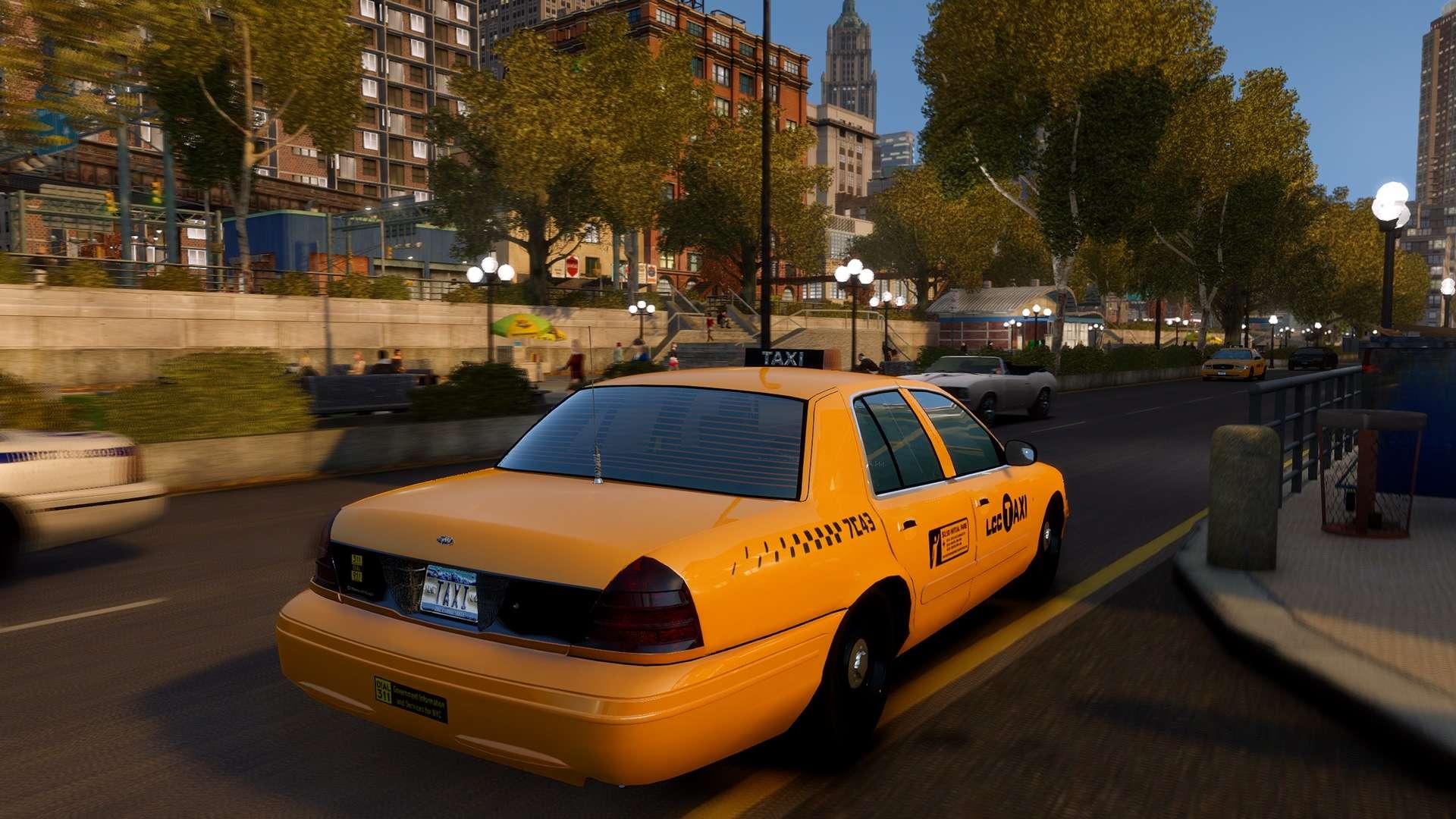 Enb мод для GTA 4