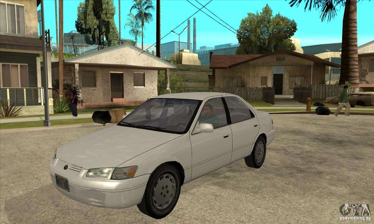 Toyota Camry 2 2 Le 1997 For Gta San Andreas
