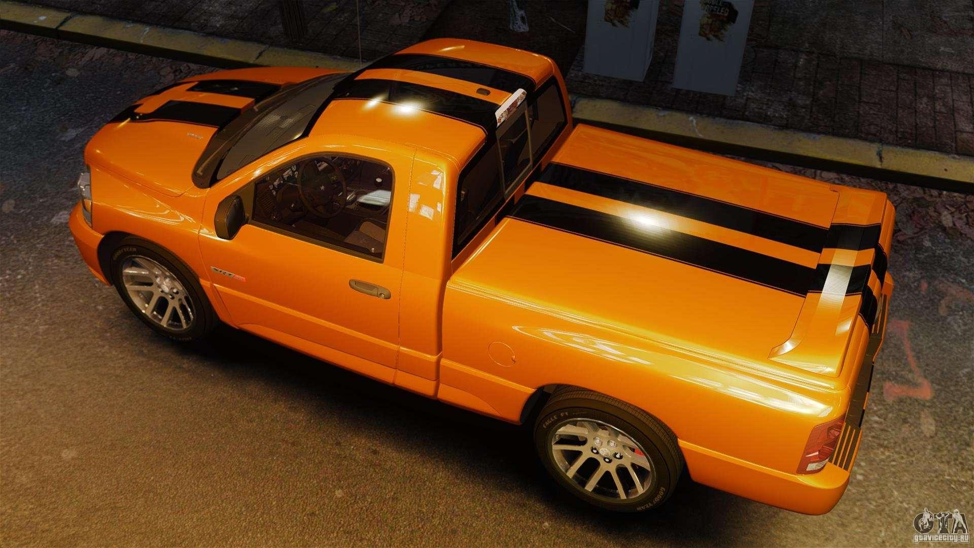 Dodge Ram Srt 10 2006 Epm For Gta 4
