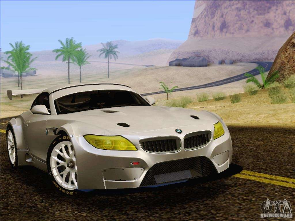 bmw z4 e89 gt3 2010 final for gta san andreas. Black Bedroom Furniture Sets. Home Design Ideas