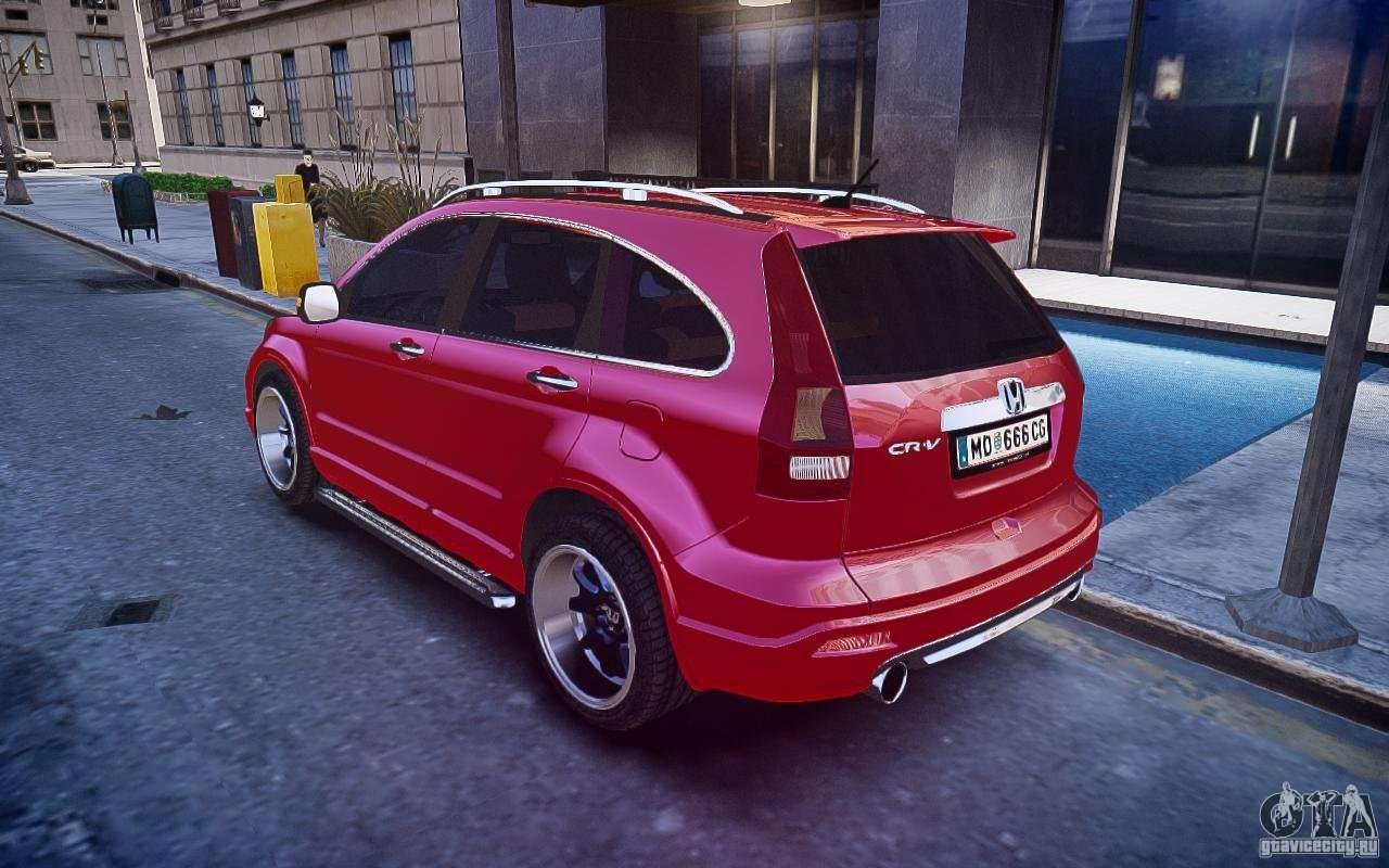 honda cr v light tuning for gta 4. Black Bedroom Furniture Sets. Home Design Ideas