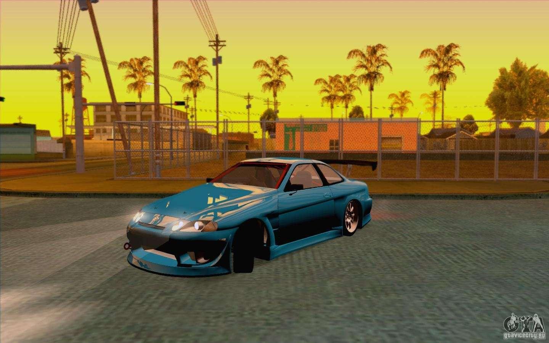 Toyota Soarer (JZZ30) for GTA San Andreas