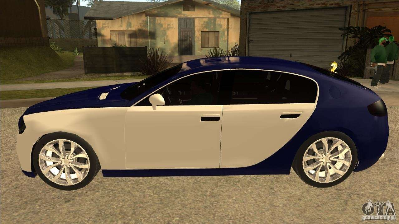 bugatti galibier 16c for gta san andreas. Black Bedroom Furniture Sets. Home Design Ideas