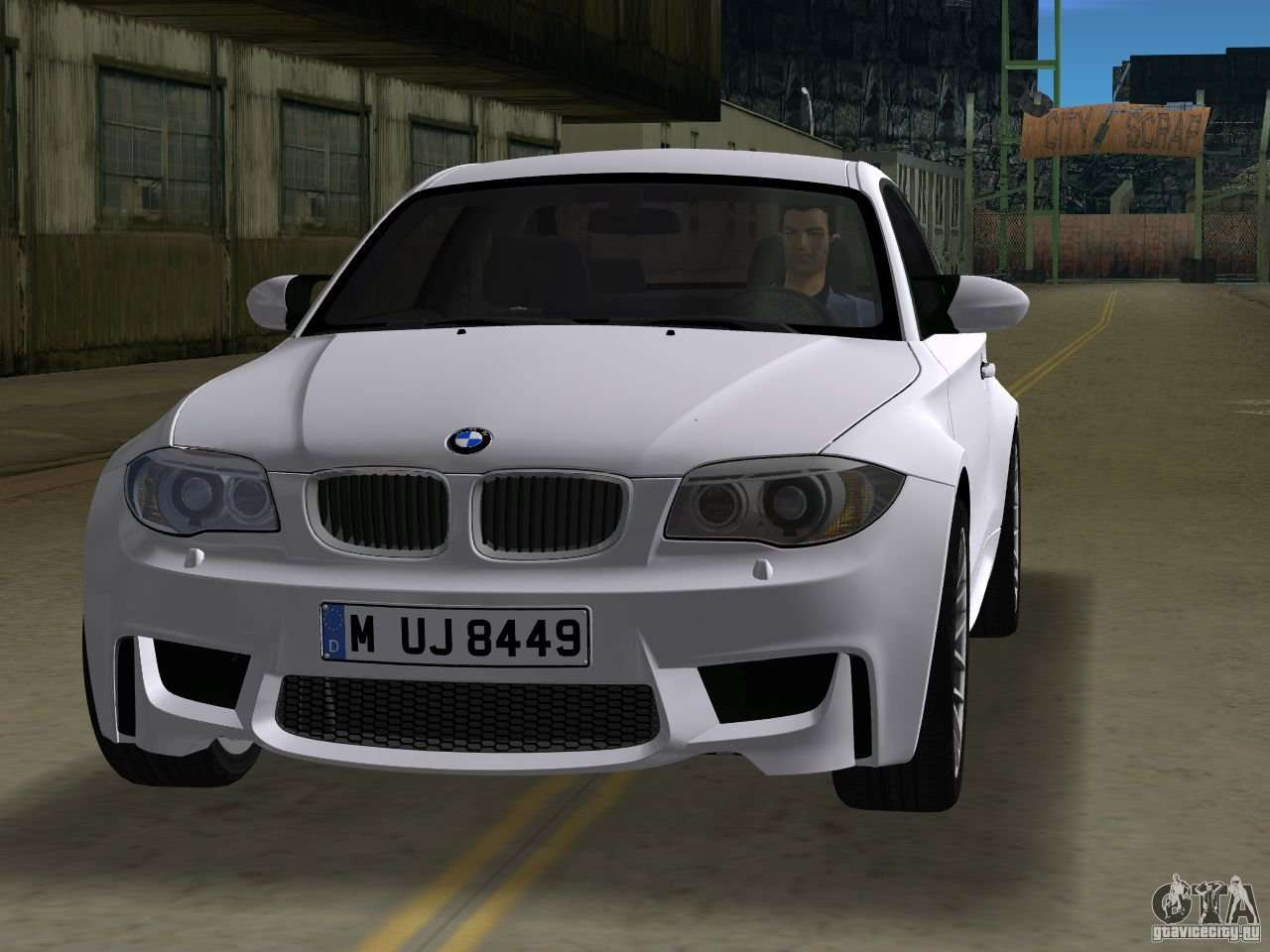 bmw 1m coupe rhd for gta vice city. Black Bedroom Furniture Sets. Home Design Ideas