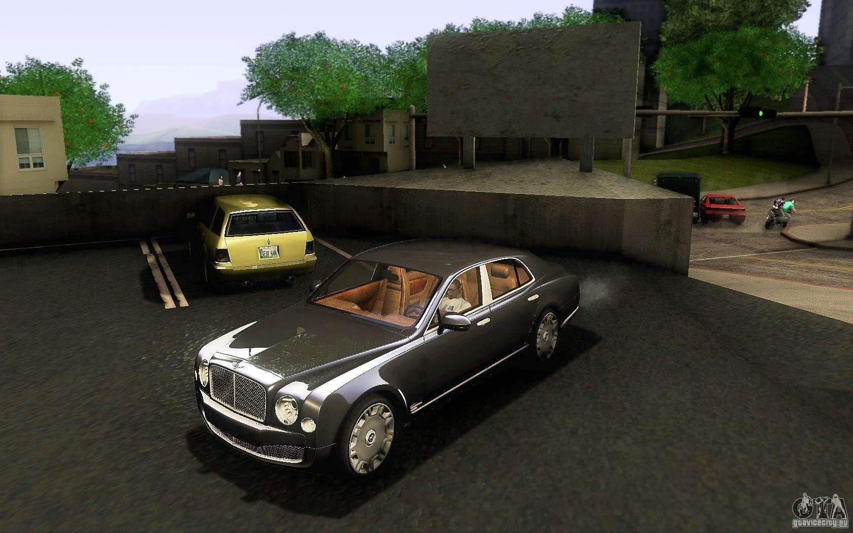Bentley Mulsanne 2010 V1 0 For Gta San Andreas