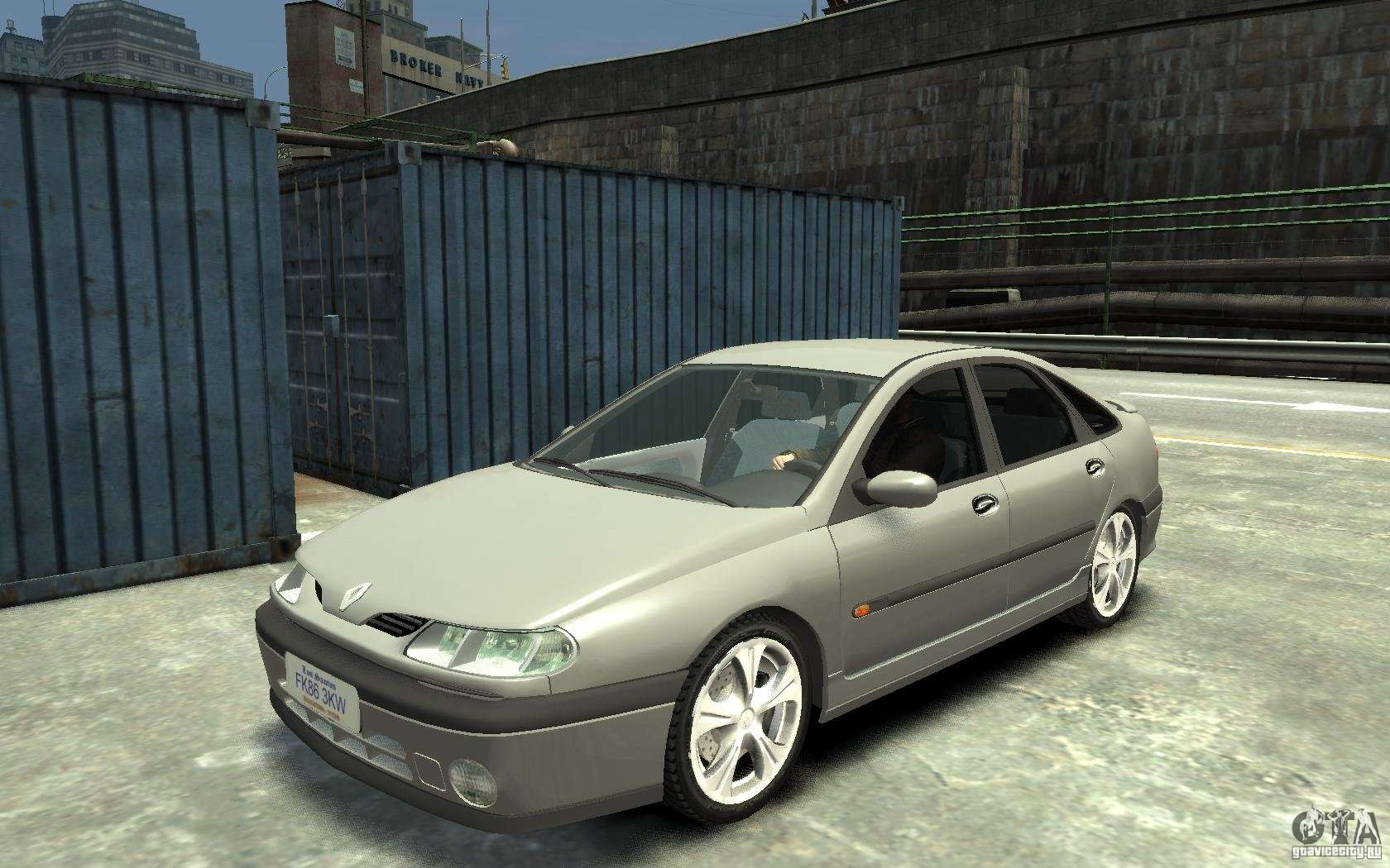 renault laguna 1 6 16v for gta 4. Black Bedroom Furniture Sets. Home Design Ideas