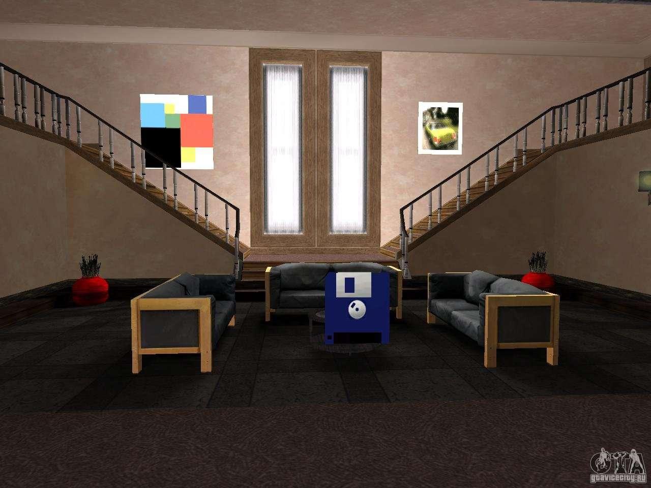 Secret Apartment For Gta San Andreas