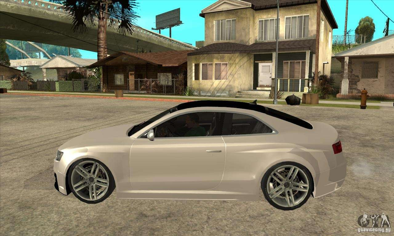 audi s5 quattro tuning for gta san andreas. Black Bedroom Furniture Sets. Home Design Ideas