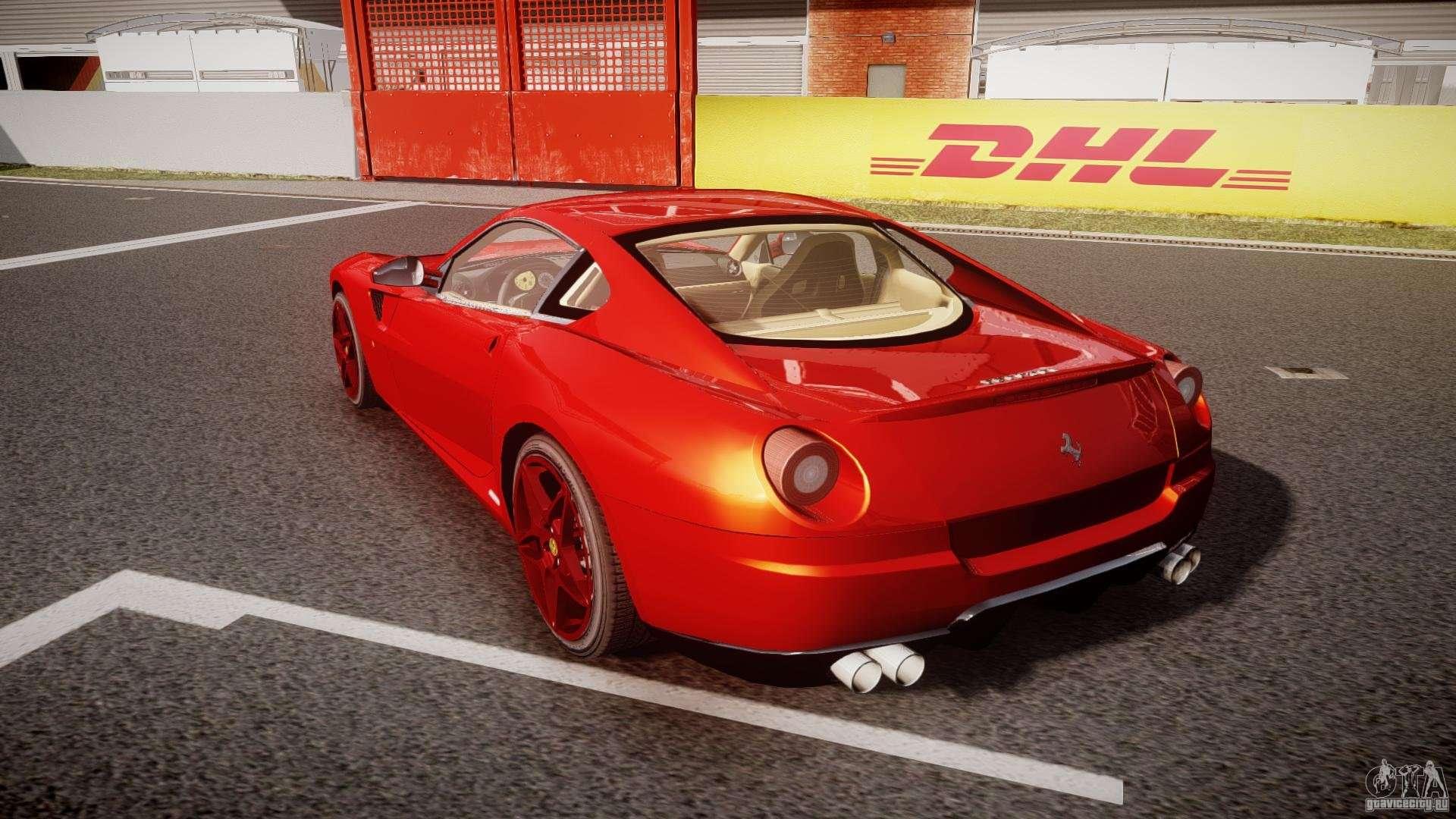 2006 ferrari 599 gtb - photo #29