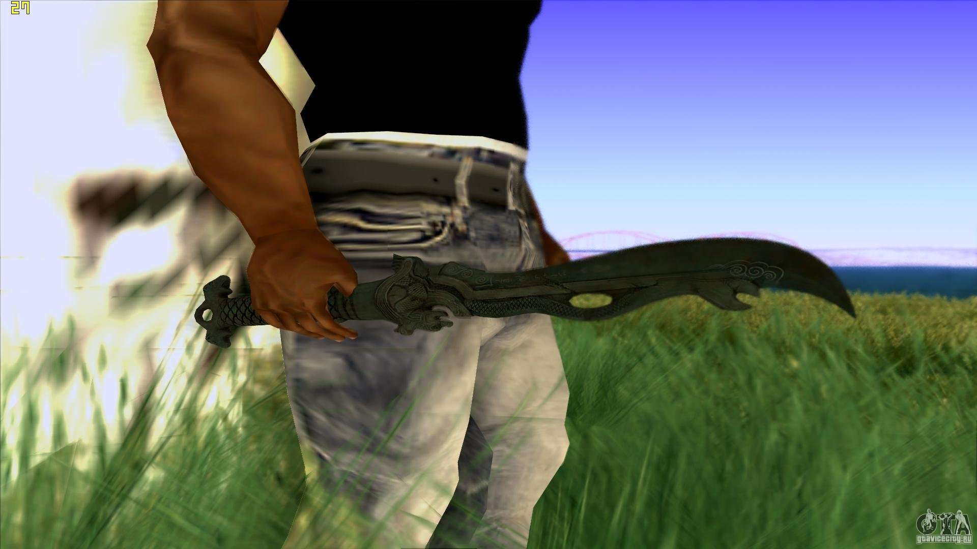 Gta San Andreas Knife Cry 3 For Gta San Andreas