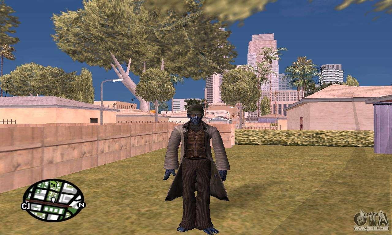 Nightcrawler Skins Pack For GTA San Andreas - Skins para minecraft pc demo