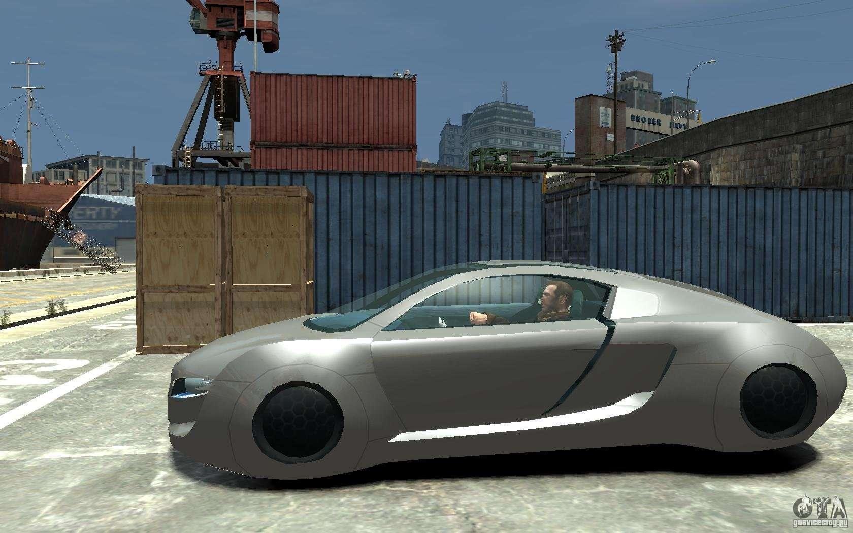 Audi rsq concept for gta 4