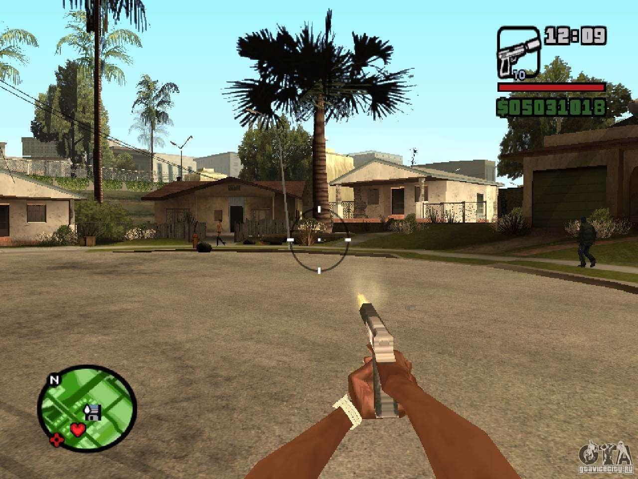 Cheaty na GTA San Andreas  pcgurucz