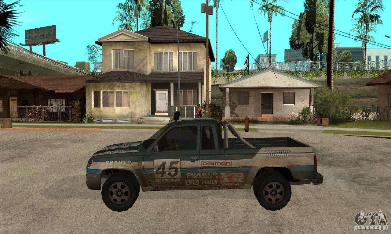 Nevada from FlatOut 2 for GTA San Andreas