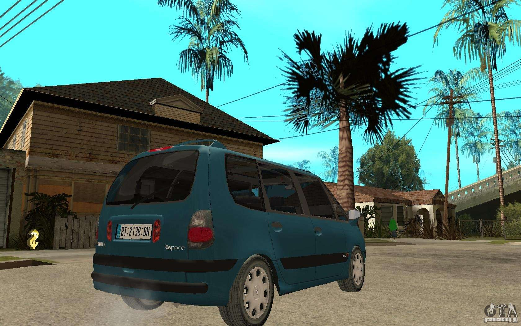 Renault espace iii 1999 for gta san andreas car interior for Espace 3 architecture