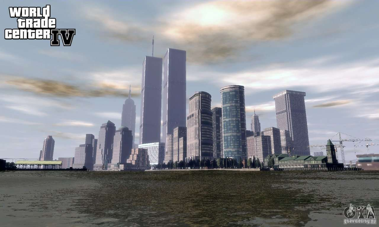 World Trade Center For Gta 4
