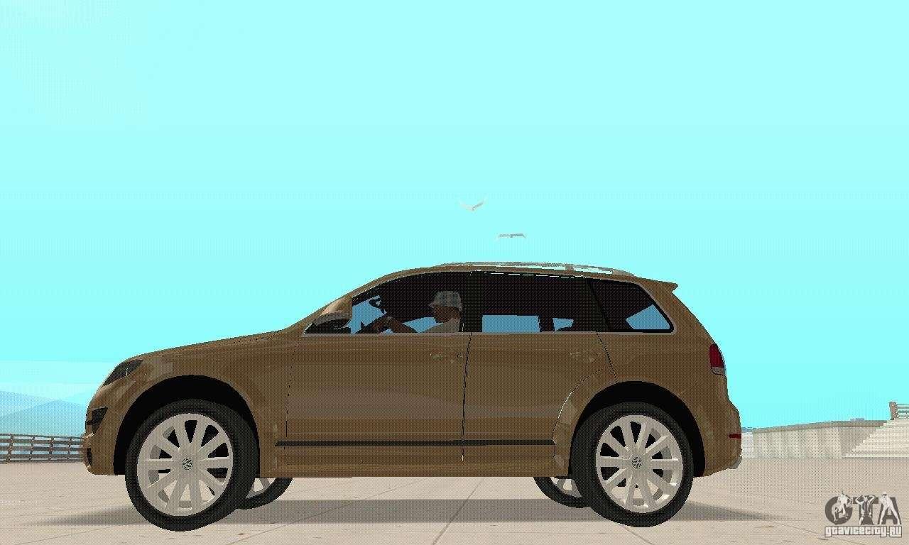 volkswagen touareg 2008 for gta san andreas. Black Bedroom Furniture Sets. Home Design Ideas