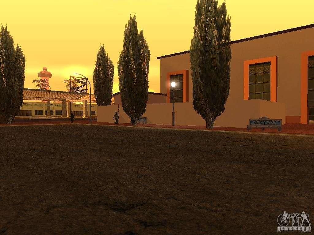 Unity Station For Gta San Andreas