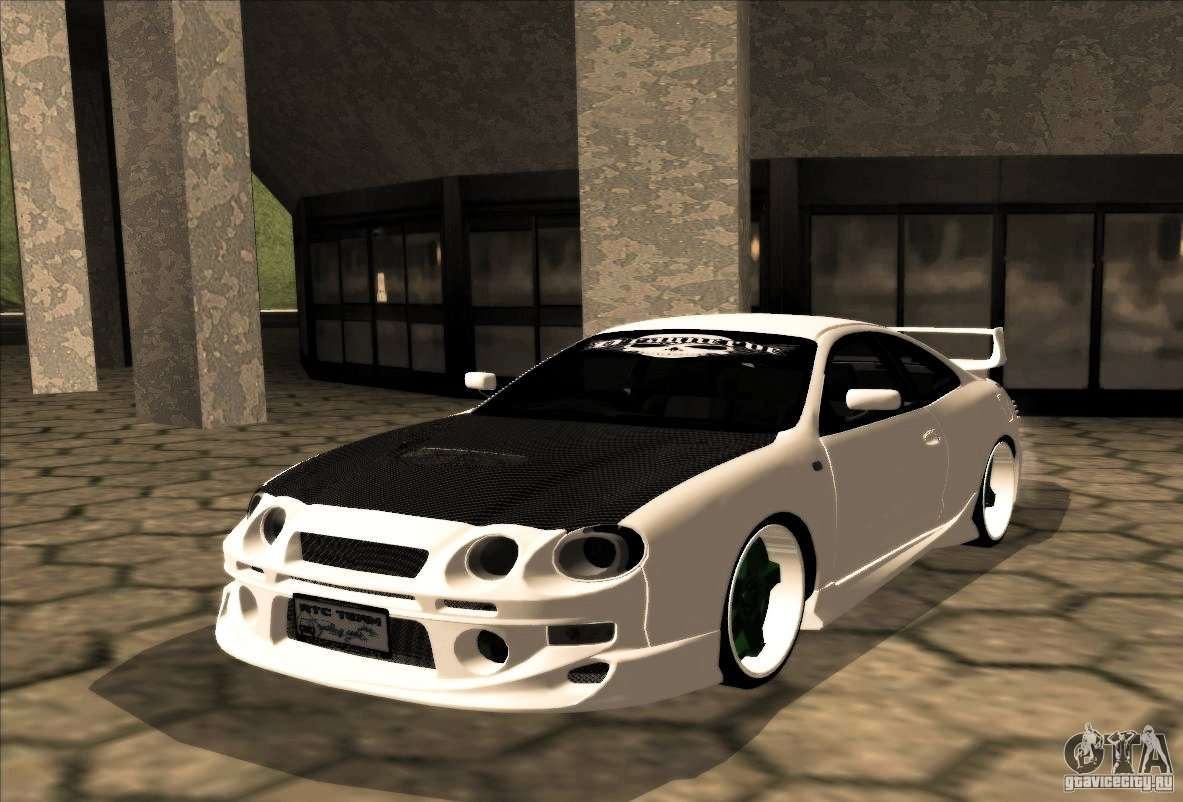toyota celica 1993 light tuning for gta san andreas. Black Bedroom Furniture Sets. Home Design Ideas