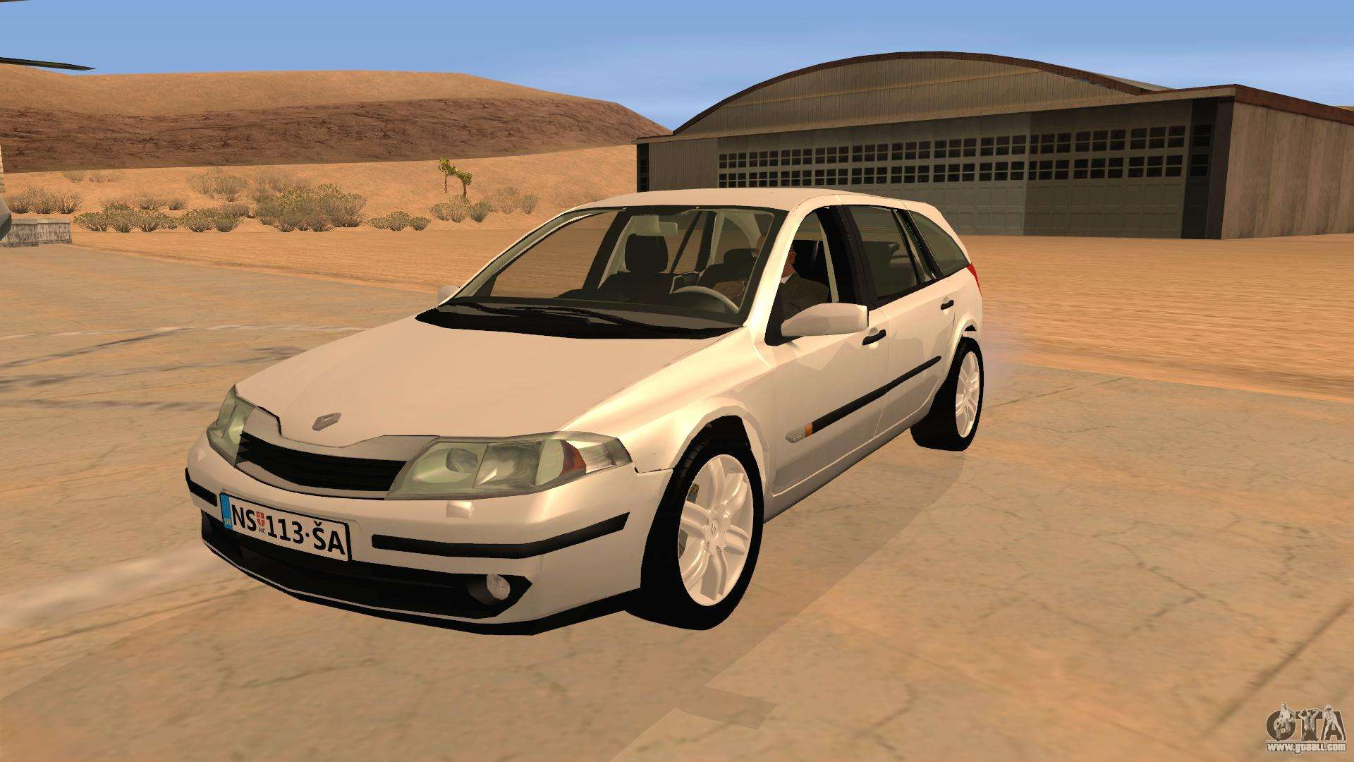 renault laguna ii for gta san andreas. Black Bedroom Furniture Sets. Home Design Ideas