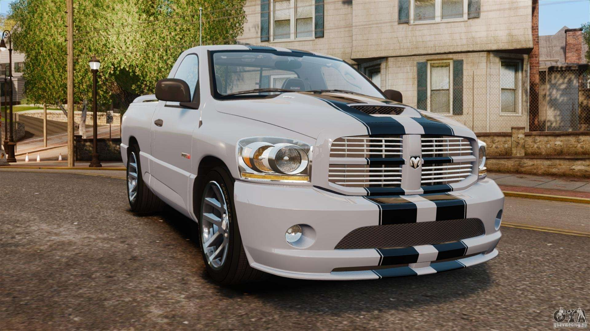dodge ram srt10 2006 epm for gta 4