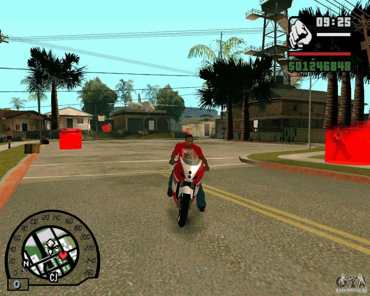 Gtaiv Nrg 900 Rr For Gta San Andreas