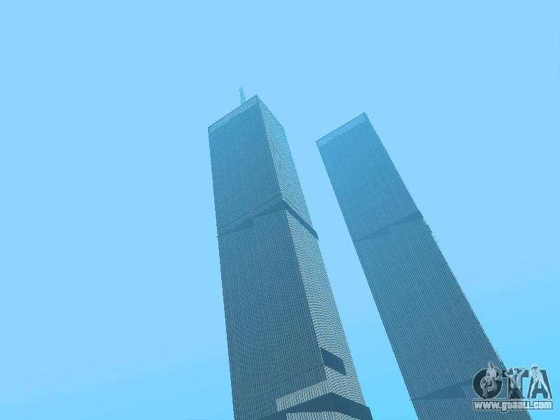 World Trade Center For Gta San Andreas