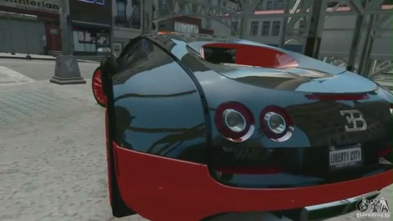 bugatti veyron 16 4 super sport for gta 4. Black Bedroom Furniture Sets. Home Design Ideas