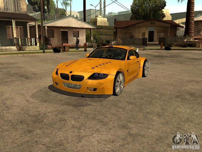 bmw z4 style tuning for gta san andreas. Black Bedroom Furniture Sets. Home Design Ideas