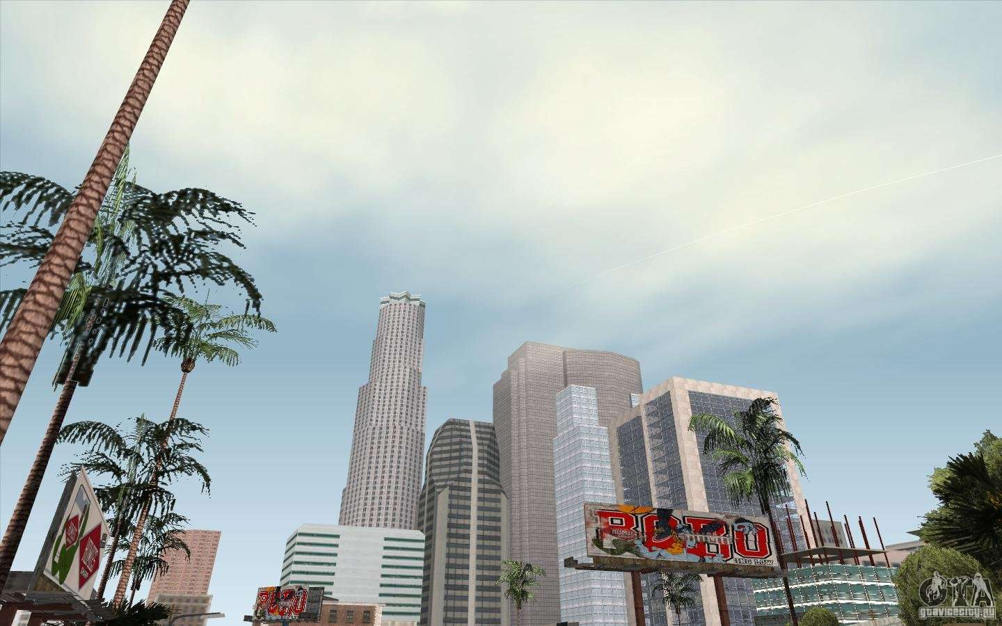 Timecyc Los Angeles For Gta San Andreas