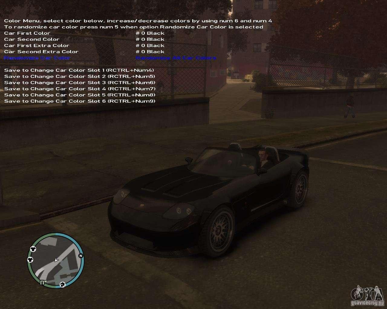 Simple Native Trainer v6 4 for GTA 4